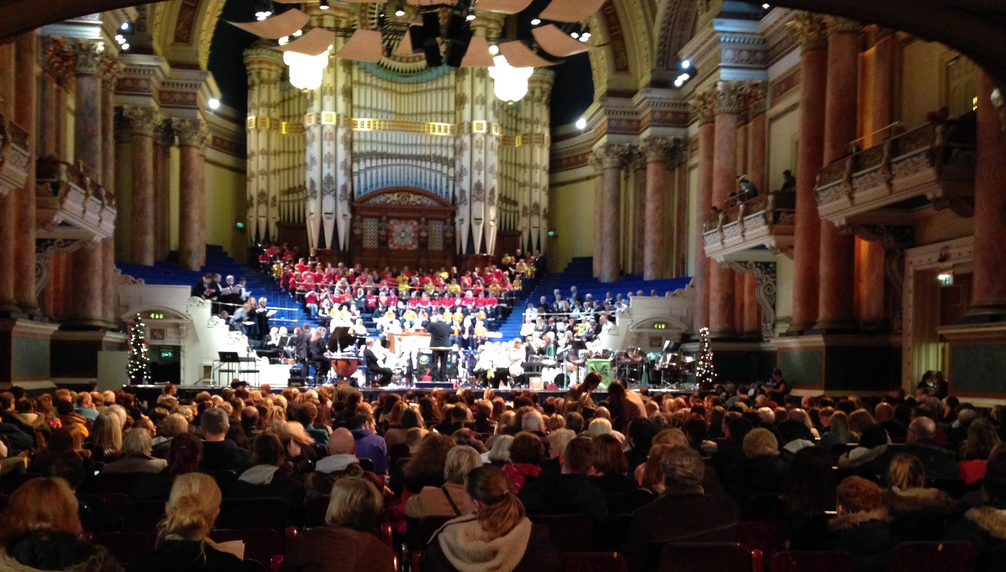 Leeds Town Hall Concert 2015