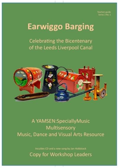 Earwiggo Barging