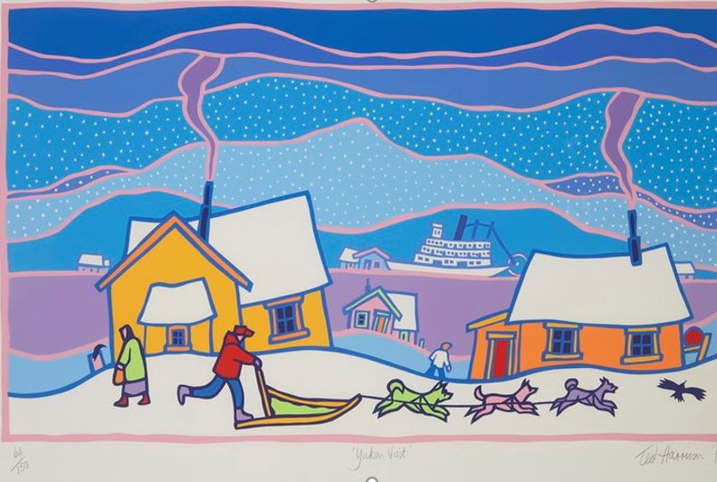 ted harrison pic 1